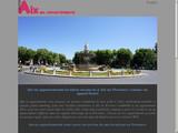 Appartements vacances de luxe Aix en Provence