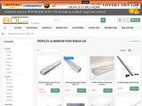 Profils LED top qualité pour rubans LED