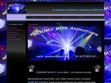 Mariage DJ Animateur en Lorraine Goumy Box