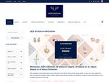Krossin Bijouterie - Bijoux or et argent