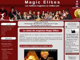 Magicien Close-up avec Magic Elites