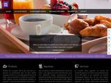 Distributeur à café innovant