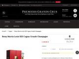 Cognac Louis xiii Remy Martin
