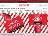 Valises de marque sur la boutique Rayon d'Or Paris